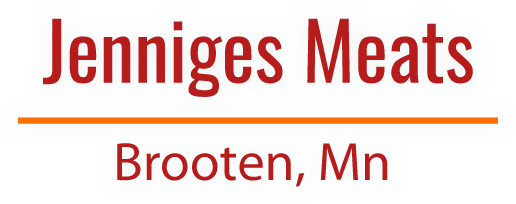 Jenniges Meat Processing | Brooten, MN - logo